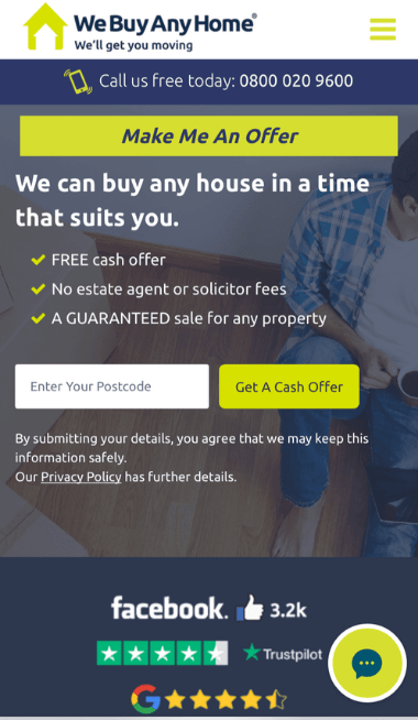 Companies That Buy Houses: webuyanyhome.com