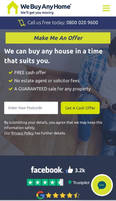 Companies That Buy Houses: webuyanyhome.com