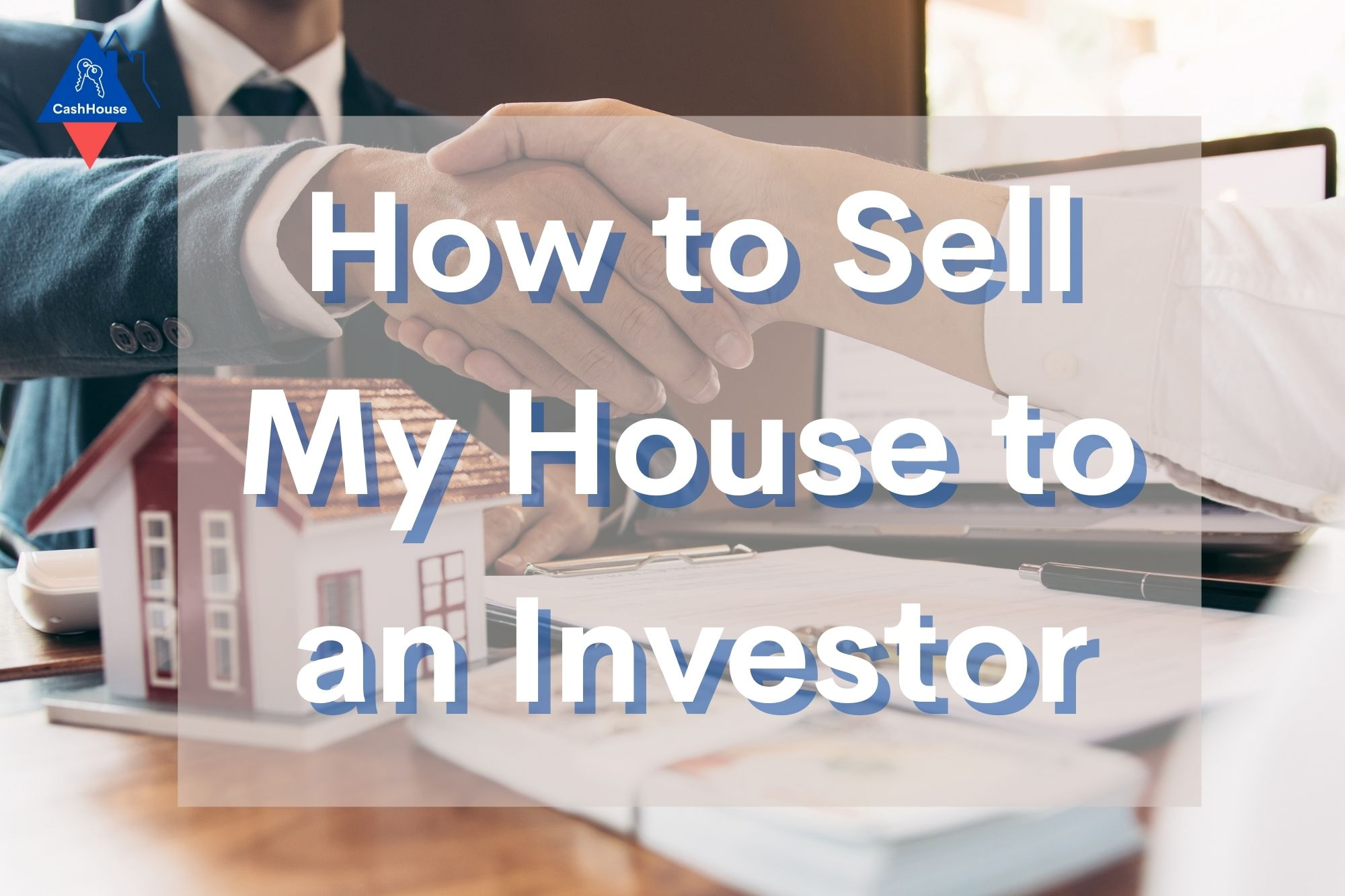 How do I sell my house to an investor?